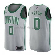 Maglie NBA Boston Celtics 2018 Canotte Jayson Tatum 0# City Edition..